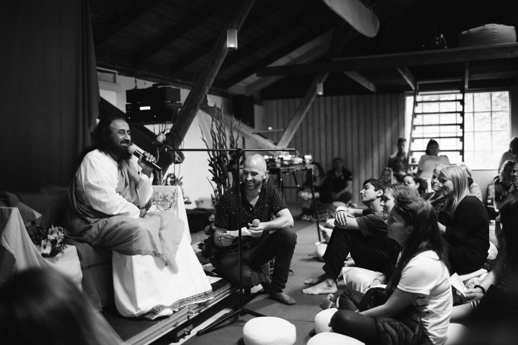 Ravi Shankar i Laden
